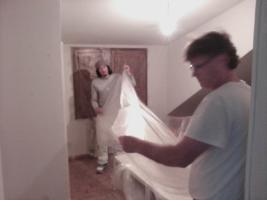 Pintores en los negrales Alpedrete